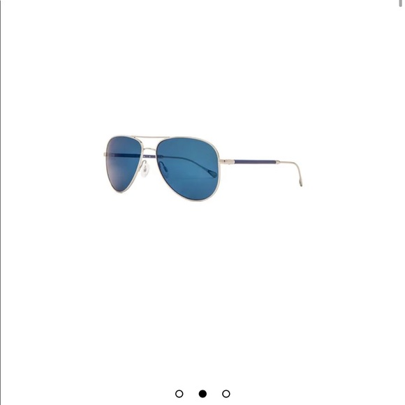 Piedra Polarized Sunglasses by Oliver People West
